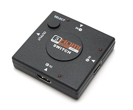 HDMI ケーブル 3ポート 切替器 【送料無料】