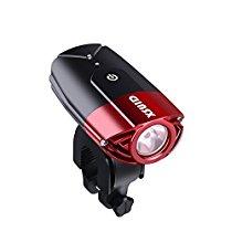 【特価】高輝度 LED 自転車ヘッドライト XSUID USB充電式1200mAh(R3)500ルーメン 1,569円【家電・生活】