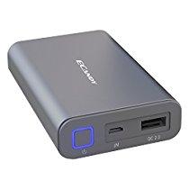 【特価】モバイルバッテリー大容量 Ecandy 10050mAh最小最軽量 急速充電器 iPhone&Android対応 2,209円【スマホ/携帯関連】