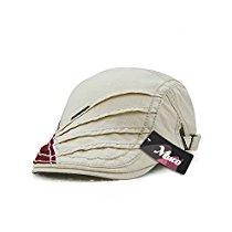 【特価】MUCO キャスケット ハンチング帽 各色 (6カラー) 1,580円【ファッション】