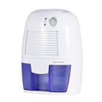 【特価】Electrohome コンパクト除湿機 500ml カビ防止 空気浄化機 自動停止機能搭載 2,065円【家電・生活】