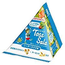 【特価】 21%オフ 味の素 Toss Sala シーザーサラダ味 20.8g×10個【食品・飲料】