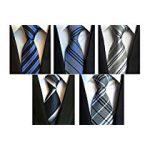 【特価】 Yubier ネクタイ 5本セット ビジネス用 各セット 2,760円【ファッション】