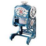 【特価】 31%オフ 完売必至の大人気商品 ドウシシャ 電動本格ふわふわ氷かき器 ブルー DCSP-1651【家電・生活】