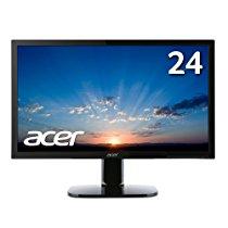 【特価】Acer 24インチ 液晶モニタ KA240Hbmidx スピーカー付  11,984円【液晶モニタ】