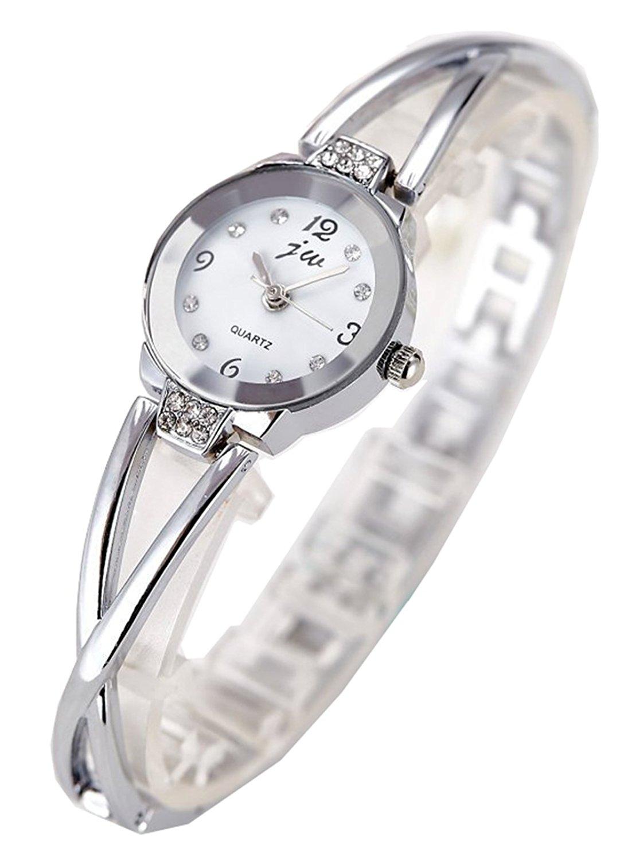 ブレスレット型レディース腕時計 【送料無料】