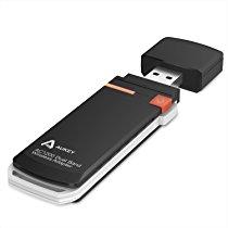 【半額】AUKEY 無線LAN 親機 WiFi 子機 (USB3.0アダプター型) 高速モデル 11ac/n/a/g/b 866Mbps デュアルバンド Windows、Mac対応 WF-R6  1,349円【ネットワーク】