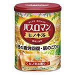 【特価】 47%オフ アース製薬 バスロマン 入浴剤 ヒノキ浴 680g【家電・生活】