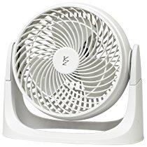 【特価】YAMAZEN 18cmエアーサーキュレーター (風量2段階) ホワイト YAS-M183(W) 1,883円【家電・生活】