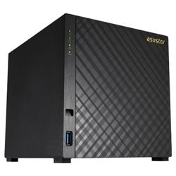 「AS3104T」 Celeron N3050搭載の4ベイ対応NASベアボーンが特価販売中
