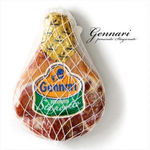 「ジェンナーリ社ブランドのプロシュート」 通常価格の50%OFFで特価販売中