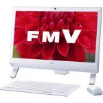 「FMVF53SWP」 Core i7-3632QM搭載のフルHD対応21.5型PCが特価販売中
