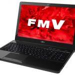 「FMVA47WBC」 Core i7-6700HQ+SSD搭載15.6型LIFEBOOKが特価販売中