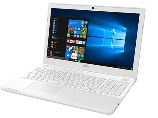 「FMVA45B2WH」 Core i3-7100U+Office H&B搭載15.6型dynabookが特価販売中