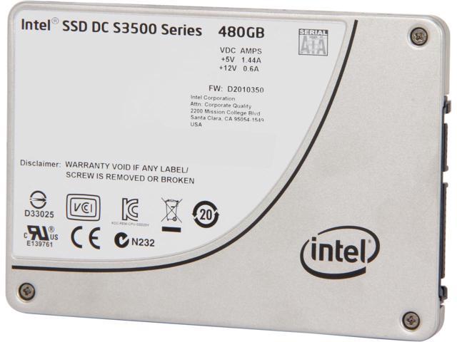 「SSDSC2BB480G401」 Intel DC S3500シリーズの480GB SSDが特価販売中