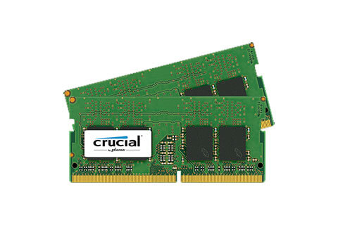 「CT2K8G4SFS8266」 DDR4-2666対応の8GBメモリ×2枚組セットが特価販売中
