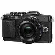 オリンパス ミラーレス一眼カメラ PEN Lite E-PL7 14-42mm EZレンズキット 59,184円 10%ポイント 送料無料【コジマネット】特価