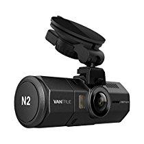 【特価】VANTRUE N2 デュアルドライブレコーダー 1080P フルHD+HDR 1.5インチLCD 広視野角 2カメラ 前後カメラ ダブルカメラ搭載(車内+車外) 同時録画 G-センサー 駐車監視機能 夜視機能搭載 10,916円【スポーツ/カー用品/アウトドア】