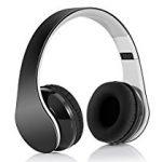 【特価】Dylan Bluetooth 4.1 無線ヘッドホン オンイヤー 折り畳み式 有線ヘッドホンとしても利用可能 1,320円【オーディオ/音楽】