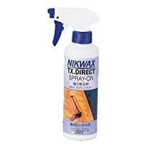 【特価】 38%オフ NIKWAX(ニクワックス) TX ダイレクトスプレー EBE016 【撥水剤】【スポーツ/カー用品/アウトドア】