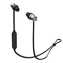 【半額】 AUKEY Bluetoothイヤホン ワイヤレスイヤホン マグネット式 スポーツ仕様 iPhone、Androind スマートフォンに対応 EP-B37 999円【スマホ/携帯関連】