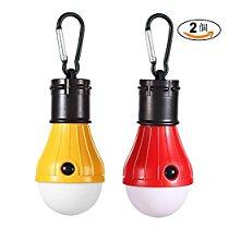 【特価】 LEDランタン Humilovy アウトドア用 吊り 3 LED 屋外 キャンプ テント(二点セット)【スポーツ/カー用品/アウトドア】