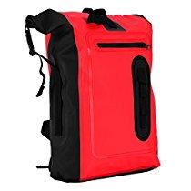 【特価】Muka 防水バッグ リュック 大容量 25L ツーリング アウトドア 超軽量 3,059円【スポーツ/カー用品/アウトドア】