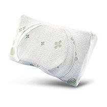 【特価】KINGO 頭 首 頚椎 肩を支える健康低反発枕 気道が確保 呼吸が楽 いびき対応快眠枕 カバー付き 3,184円【家電・生活】
