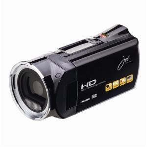FULLHDビデオカメラ ジョワイユ JOY5162BK 【送料無料】