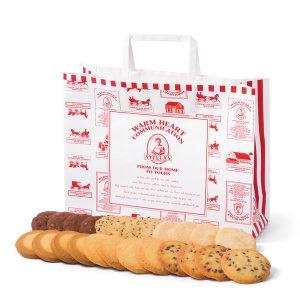 数量限定 ステラおばさんのクッキー福袋 24枚入り