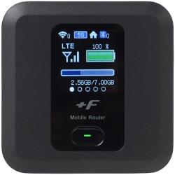 「+F FS030W」 SIMフリーのLTE 11ac対応モバイルルータが特価販売中
