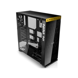 「IW-CF05G」 内部パーツを美しく見せる強化ガラス採用PCケースが特価販売中
