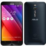 【格安スマホ】ASUS SIMフリースマホ ZenFone 2 32GB 2GBメモリ/LTE対応 ブラック ZE551ML-BK32 12,980円【スマホ/携帯関連】