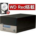 ★【NSB-3MS2T2BLV】RAID1対応のWD Red採用2TB NASが特価販売中