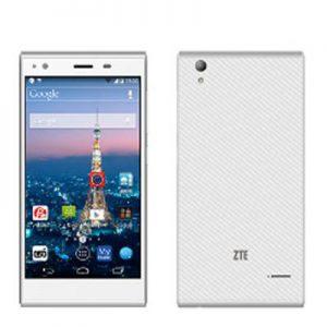 【格安スマホ】5.0インチ SIMフリー スマホ ZTE Blade Vec 4G White 6,980円【iPhone/スマホ関連】