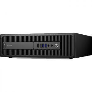 ★【Y5H28PT#ABJ】Win 10 Pro+Core i3-6100搭載EliteDeskが特価販売中