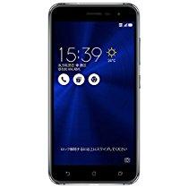 【5556円オフクーポン】ASUS ZenFone3 5.2 ZE520KL 4GBモデル オクタコアCPU/メモリ4GB/32GB/SIMフリー ZE520KL-BK32S4/A 26,024円【iPhone/スマホ関連】