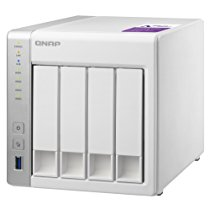 【タイムセール】QNAP TS-431P 専用OS QTS搭載 デュアルコア1.7GHz CPU 1GBメモリ 4ベイ ホーム&SOHO向け プライベートクラウド機能対応 NAS 29,799円【周辺機器・サプライ】